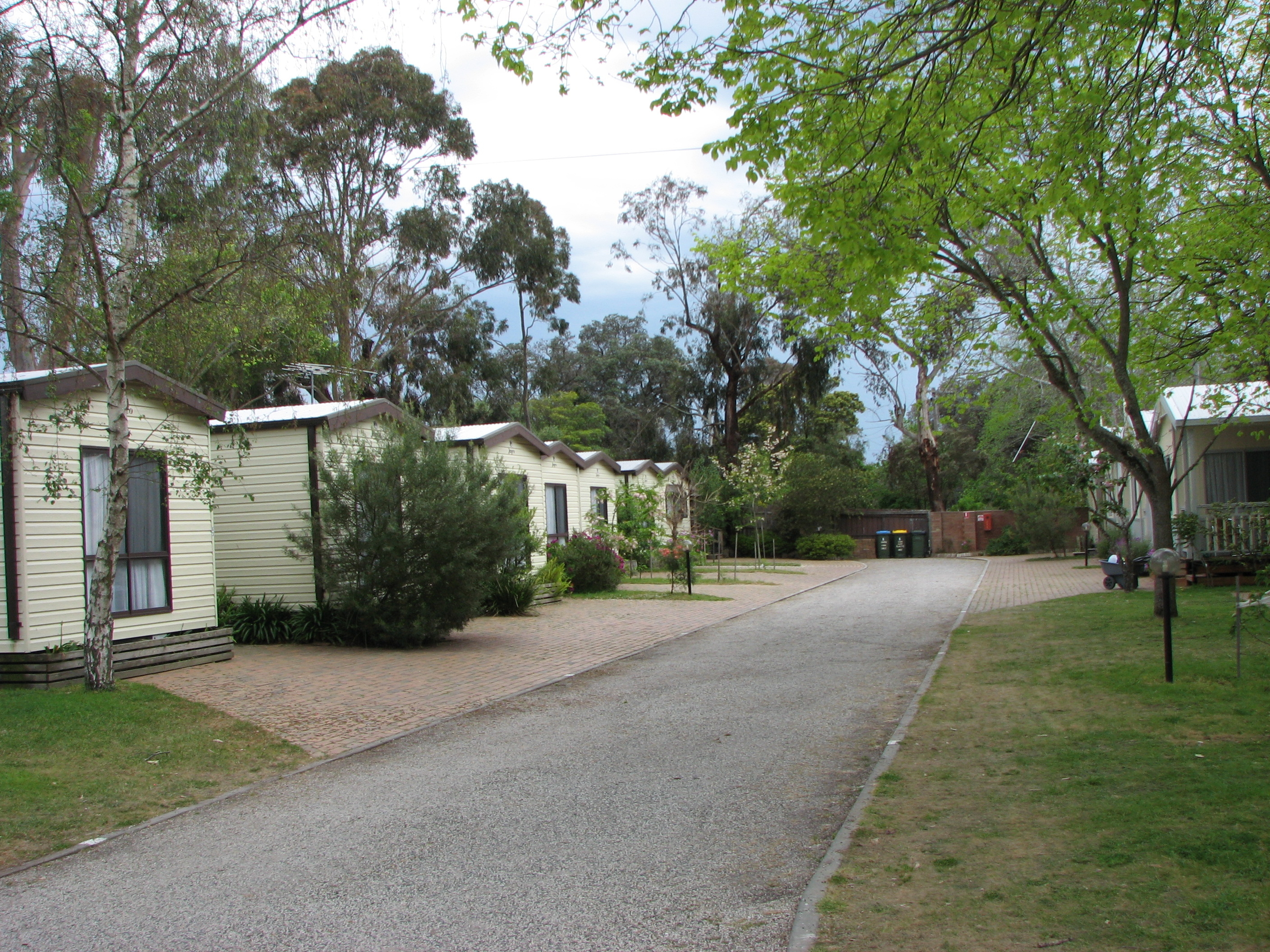 Sandridge cabins